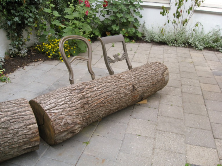 Tree-Trunk Bench 2