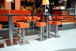 Schiphol Airport Bar Stools