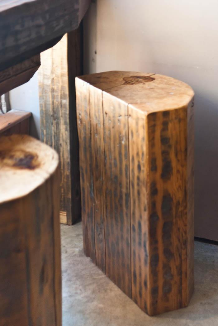 Log Stools In Canada Stoolsampler
